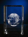 Custom Laser Crystal Art Glass Gifts and Awards